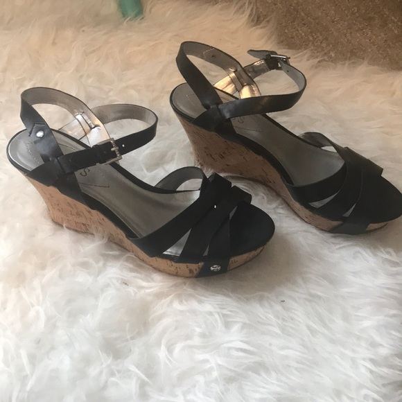 b3d829456c66 Guess Shoes - GUESS Wedges